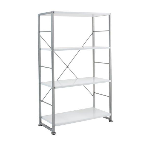 Cabrini Bookcase White