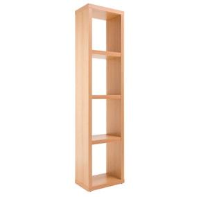 Maine Slim Bookcase