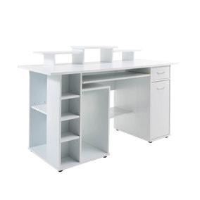 San Diego Desk - White