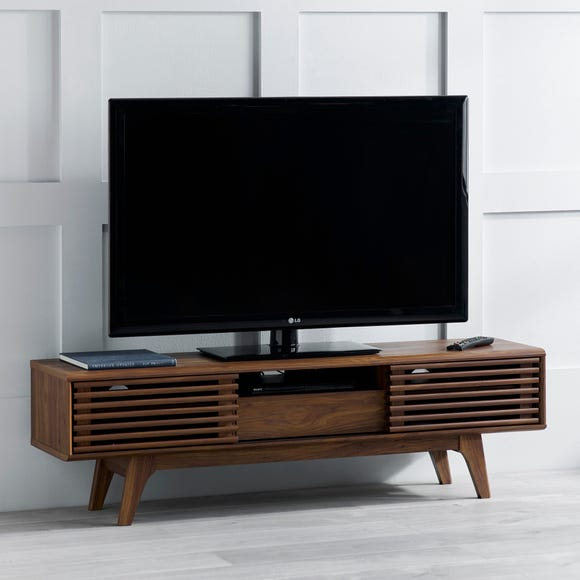 Copen Wide TV Stand Brown