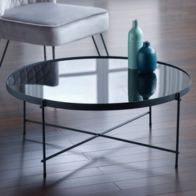Black Oakland Coffee Table