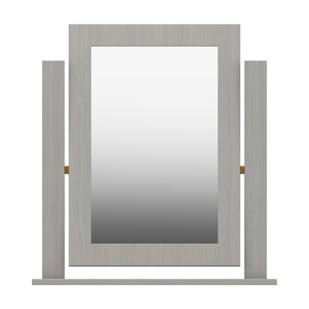 Ethan Light Grey Mirror