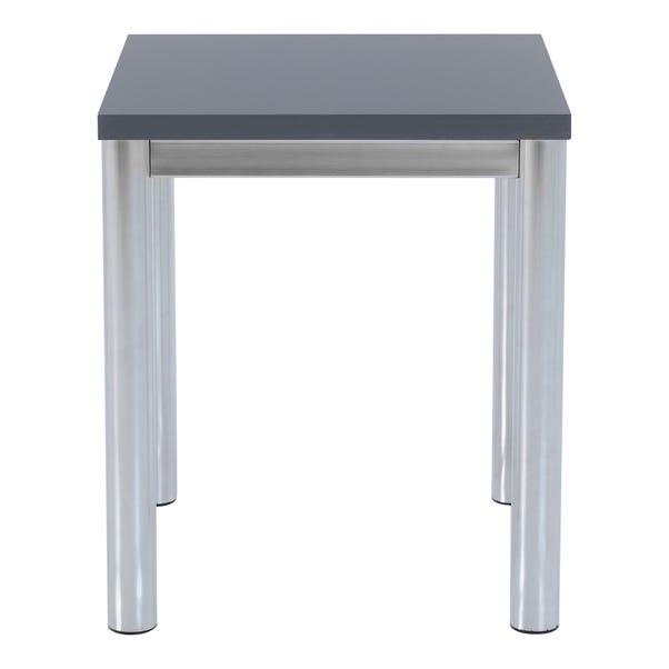 Charisma Side Table Grey
