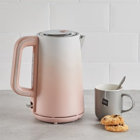 Ombre Effect 1.7L 3kW Blush Pink Kettle
