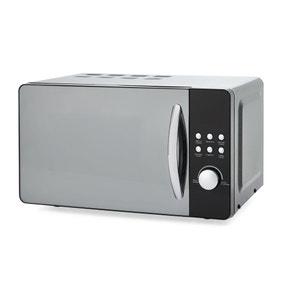Dunelm Bling 20L 700W Black Microwave