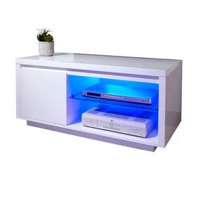 Polar LED TV Stand