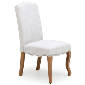 Ines Set of 2 Dining Chairs Natural