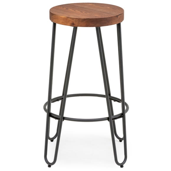 Torino Bar Stool Black
