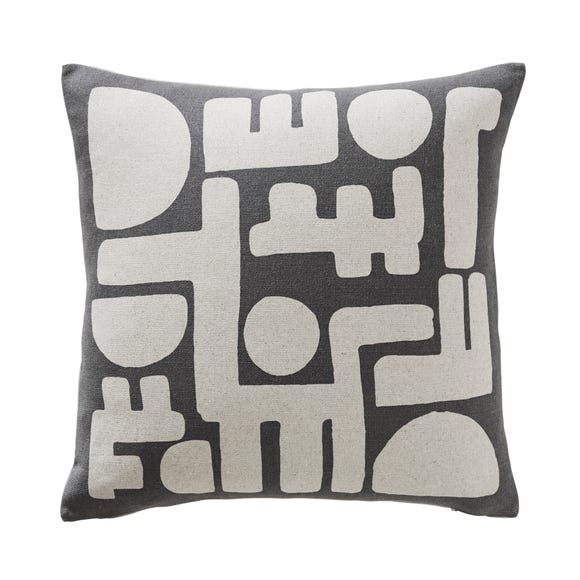 Elements Oblik Grey Cushion Grey