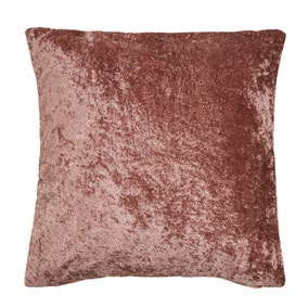 Crushed Velour Cushion Cover