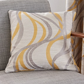 Mirage Ochre Cushion