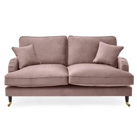 Rupert 2 Seater Velvet Sofa