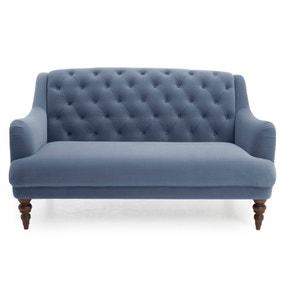 Natalia Velvet 2 Seater Sofa