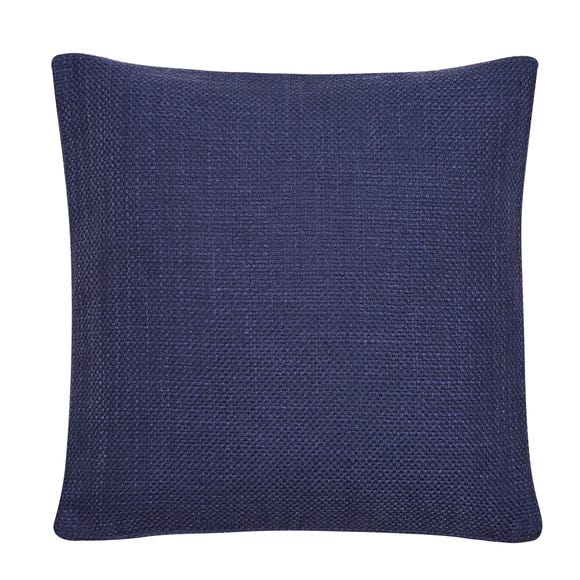 Laila Cushion Cover Navy undefined