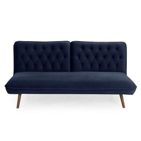 Elodie Velvet Sofa Bed