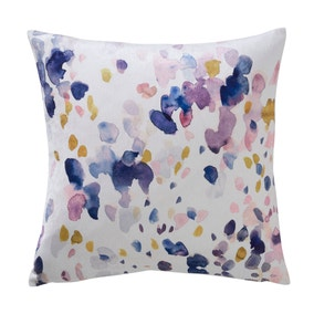 Large Watercolour Cushion Cover