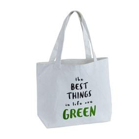 Slogan Shopping Bag