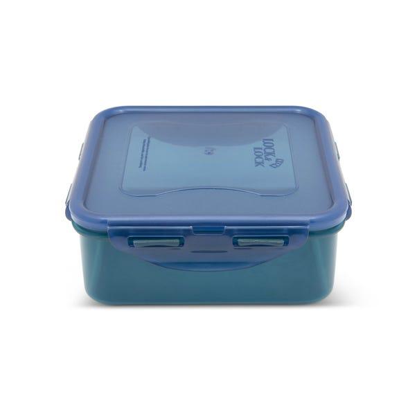 Lock & Lock Eco 870ml Food Storage Container Blue