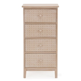 Ivy Tall Chest of Drawers