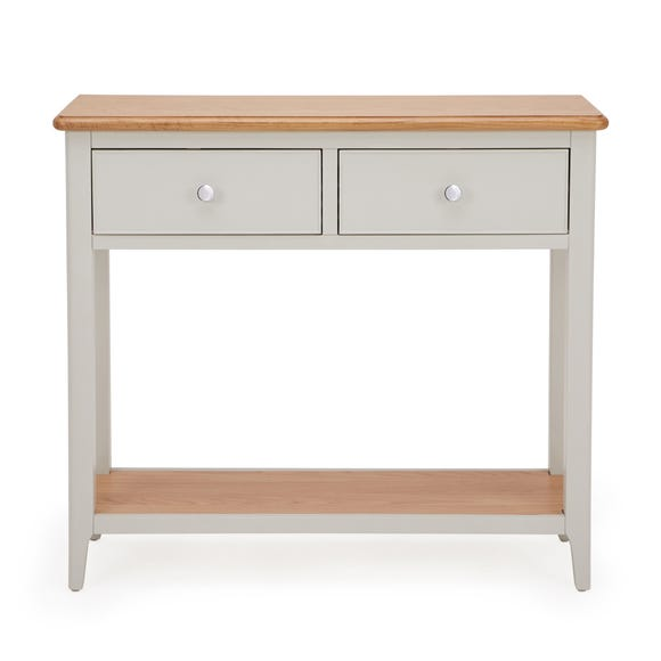 Freya Console Table Grey