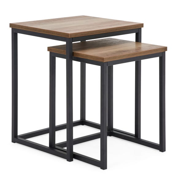 Fulton Square Nest of Tables Pine