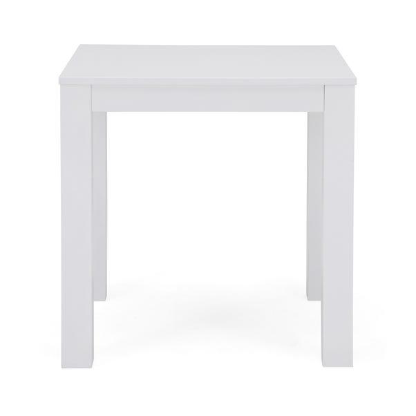 Soho White Gloss Dining Table White