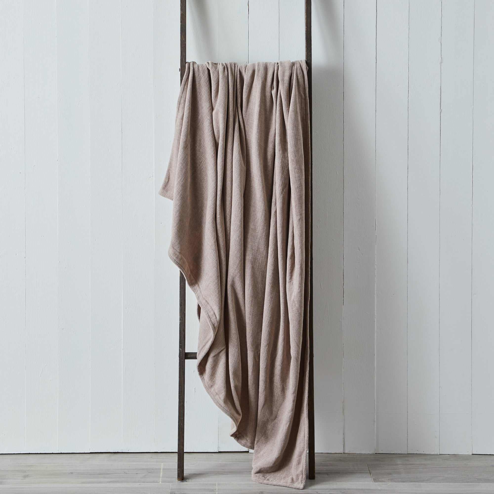 Photo of Carys chenille 200cm x 200cm throw carys grey