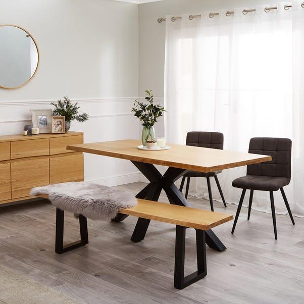 Kelso Dining Table Light Oak
