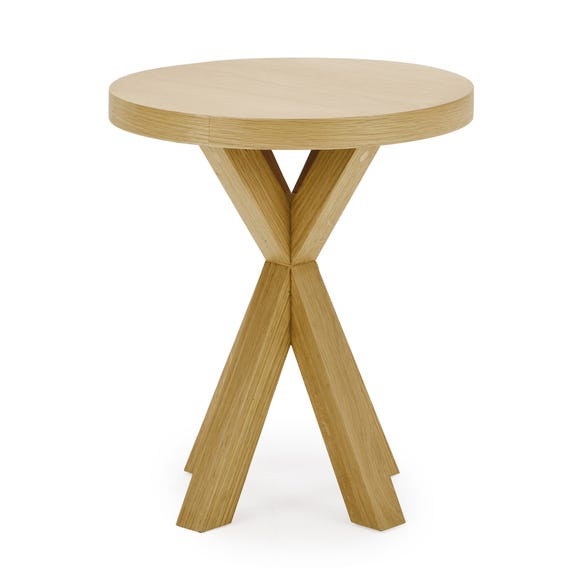 Kelso Side Table Light Oak