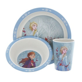 Kids Disney Frozen Dinner Set