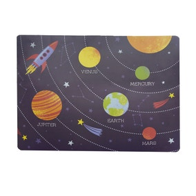 Kids Space Fleximat Placemat