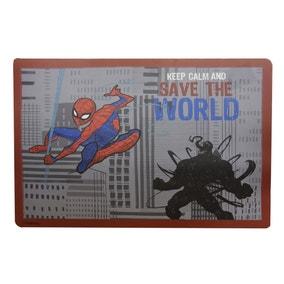 Kids Disney Marvel Spiderman Fleximat Placemat