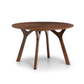 Huxley Walnut Round Table