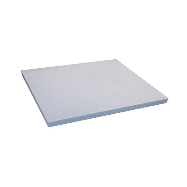 Pack of 4 1inch Small Foam Blocks Blue