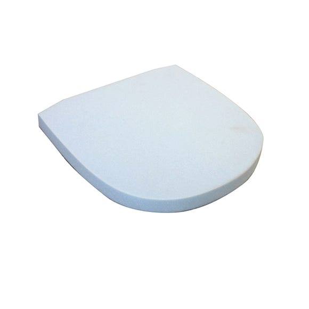 Pack of 4 Foam Seat Pads Blue