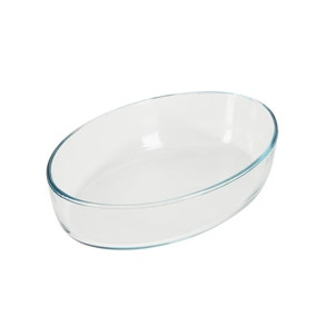 Dunelm 1.5L Oval Oven Roasting Dish