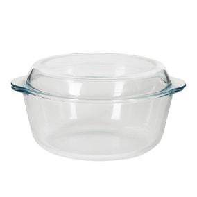 Dunelm 3L Casserole Dish with Lid