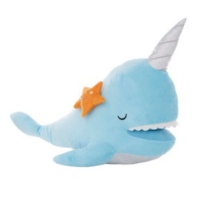 Under the Sea Narwhal Plush