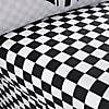 Racing Cars Fitted Sheet Black undefined
