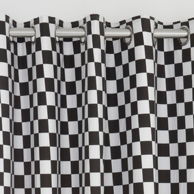 Racing Cars Blackout Eyelet Curtains