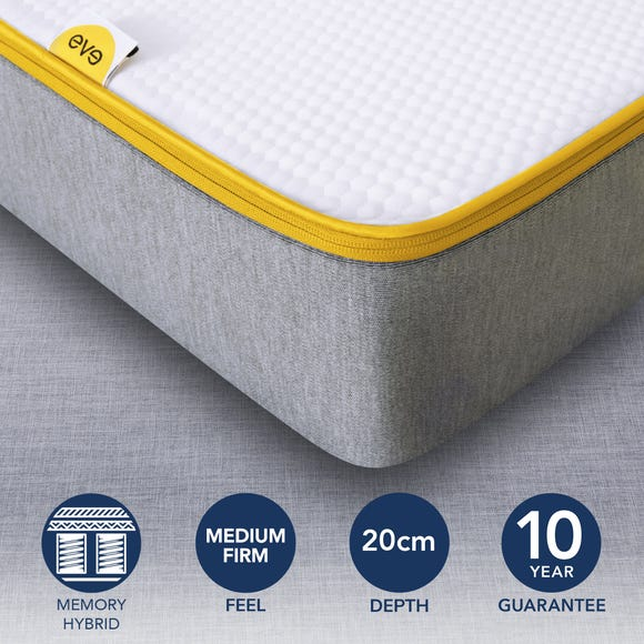 Eve Hybrid Mattress  undefined
