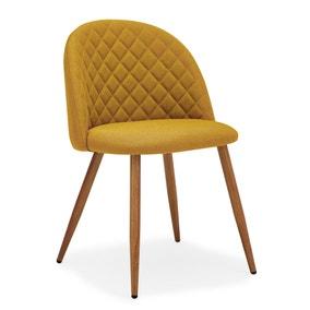 Astrid Chair Yellow Fabric