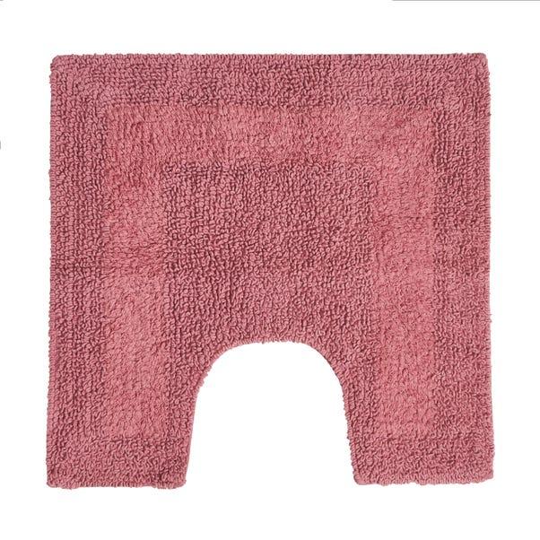 Super Soft Rose Pedestal Mat Rose (Pink)