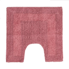 Super Soft Rose Pedestal Mat