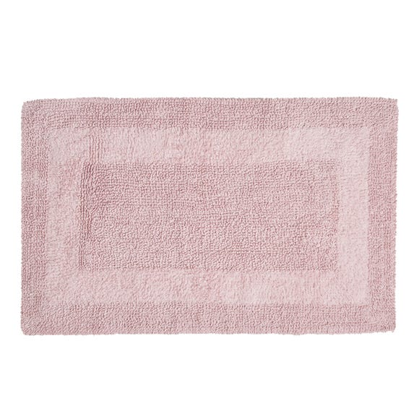 Super Soft Blush Bath Mat