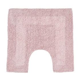 Super Soft Blush Pedestal Mat