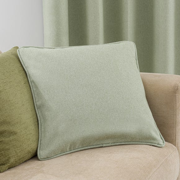 Luna Cushion Cover Green undefined