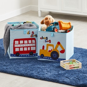 Transport Twin Pack Storage Boxes