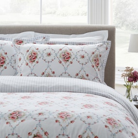 Dorma Marden Oxford Pillowcase Pair