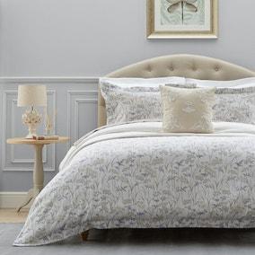 Dorma Cheddleton 100% Cotton Reversible Duvet Cover